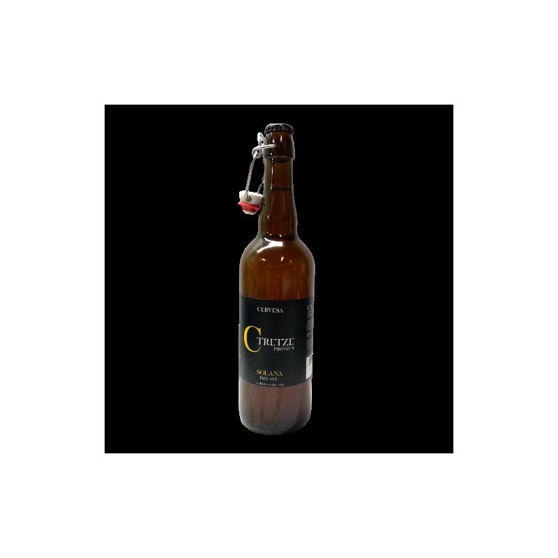 Cervesa Solana 75 cl
