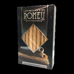 Barquillos artesanos - Romeu